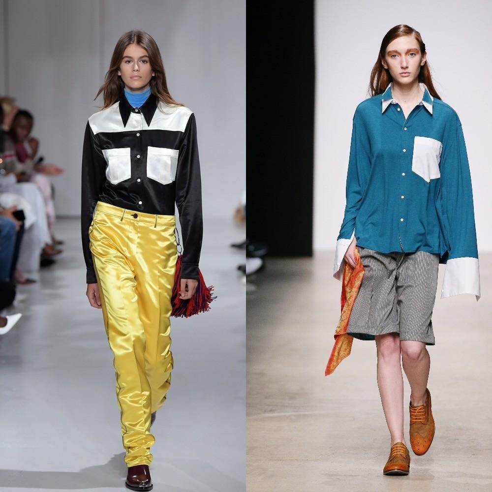 Совсем недавно Раф Симонс покинул Calvin Klein,  а на смену ему очень оперативно пришло новое поколение. Только вот оно пришло не в Calvin Klein, а в Harriet Eccleston с идеями Симонса.