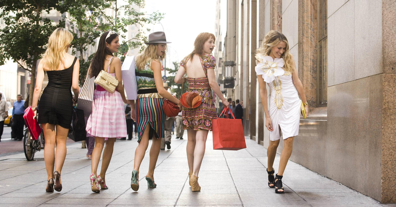 Туфли на шпильке: как появилась любимая обувь Кэрри Бредшоу
