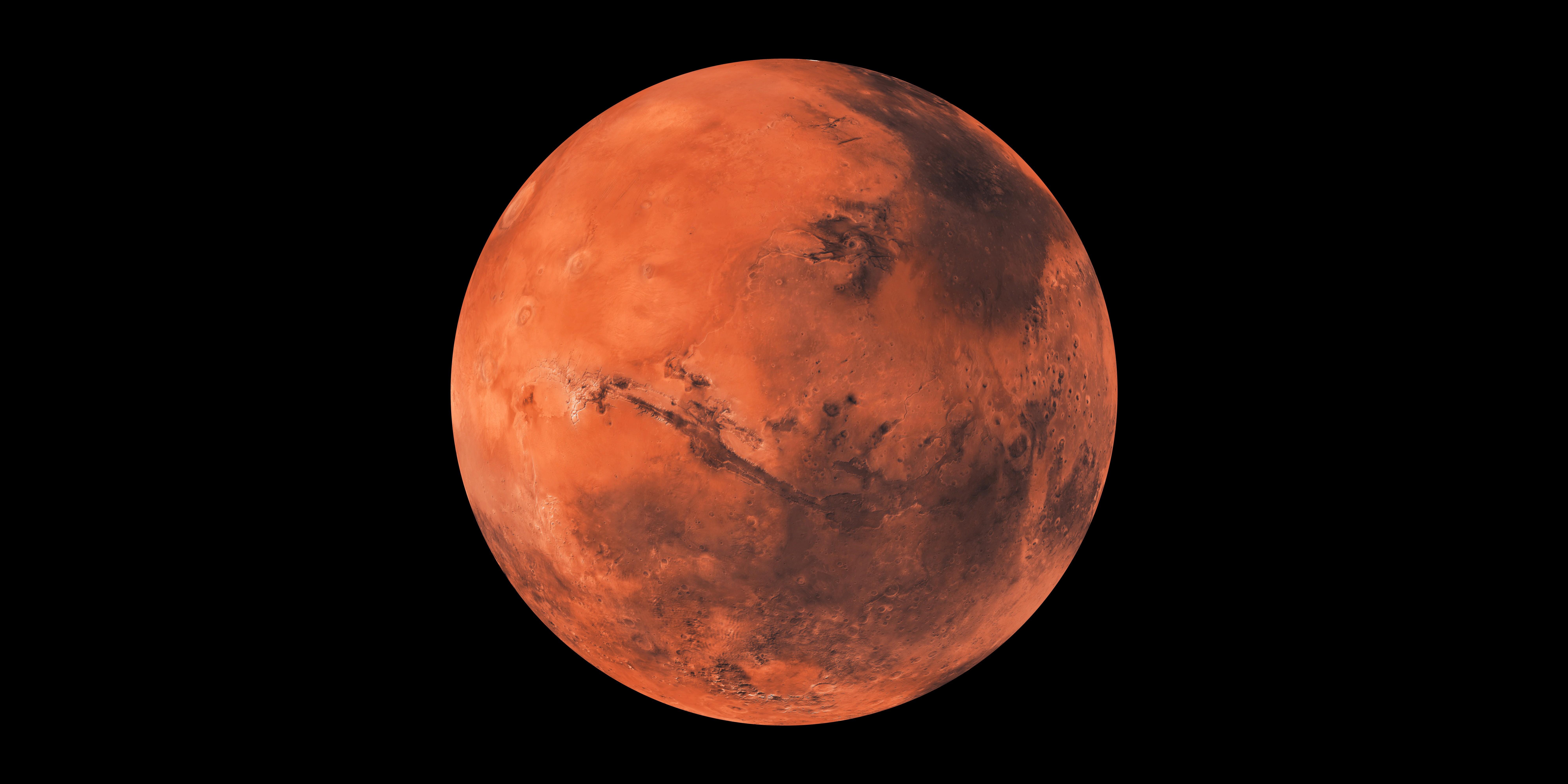 Получаем желаемое с помощью Марса: периоды активности планеты в этом году