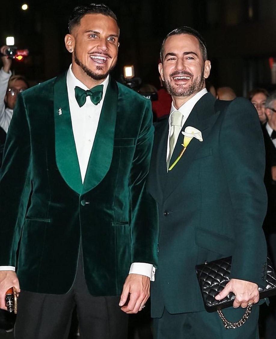 Марк Джейкобс и его партнер сыграли свадьбу в Нью-Йорке