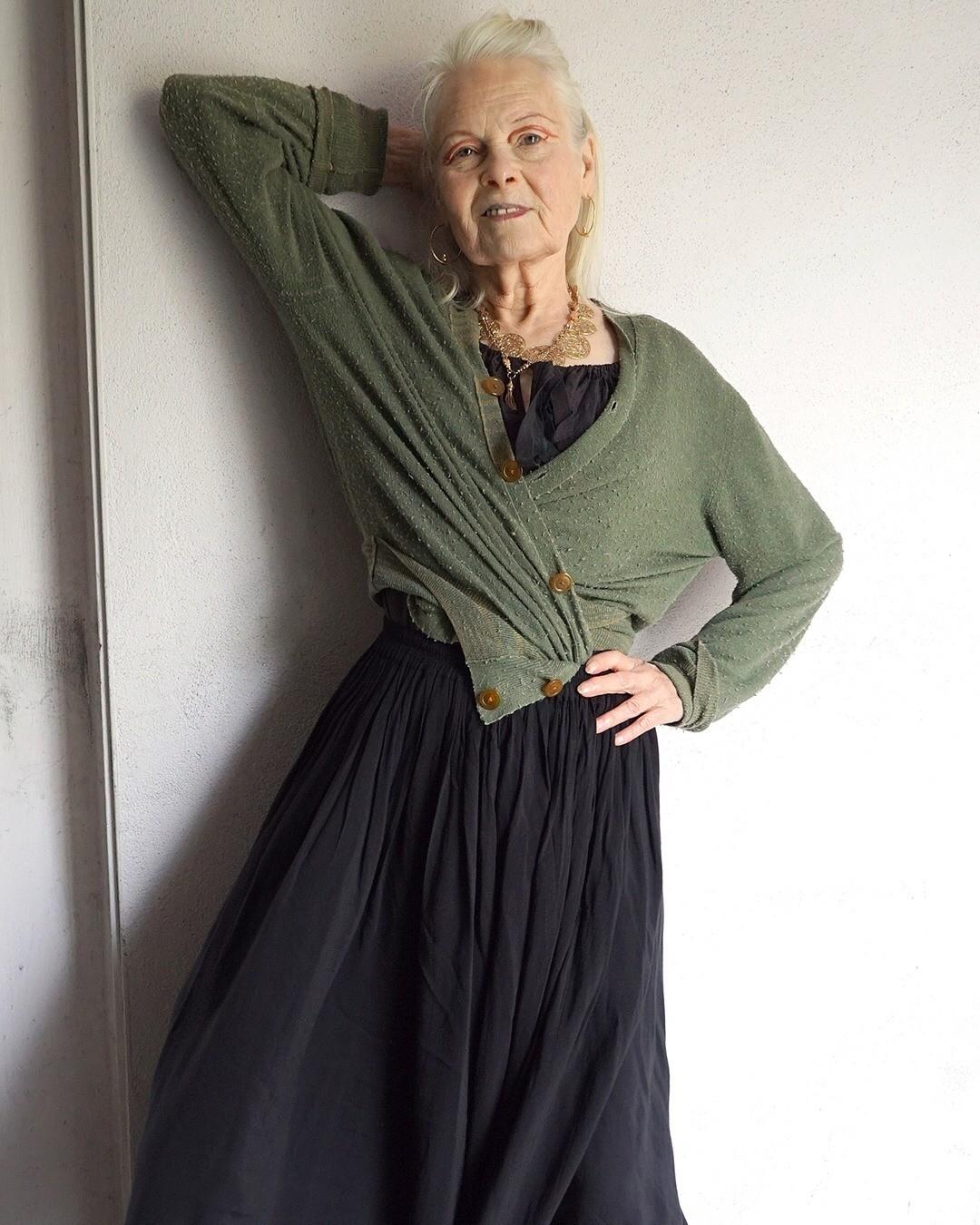 1. В 17 лет Вивьен Вествуд поступает в художественную школу «Харроу» в Лондоне, однако ушла из нее после первого семестра. Прежде чем открыть свой первый магазин, Вествуд работала на фаб...