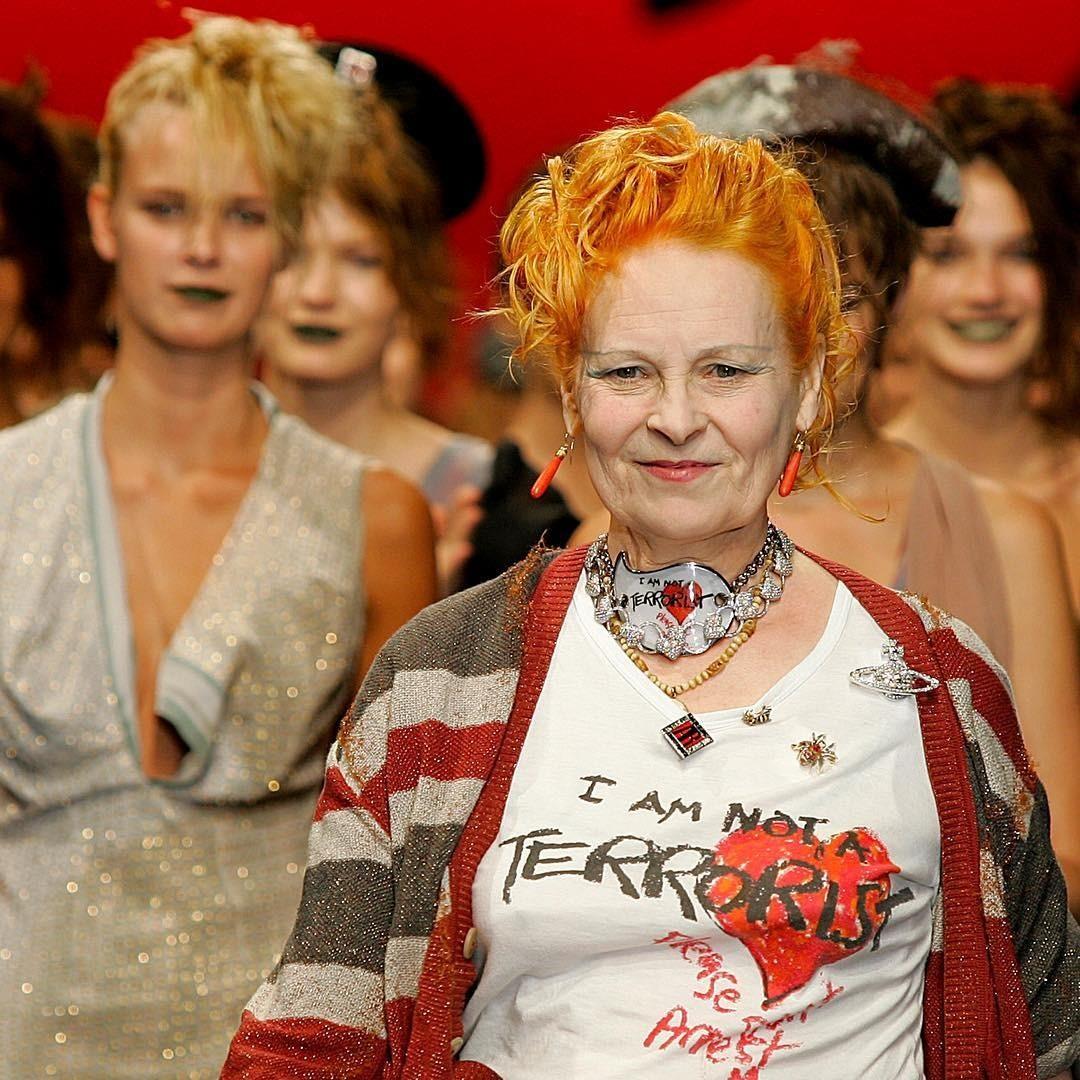 Вивьен Вествуд 78: что нужно знать о главной бунтарке в мире моды