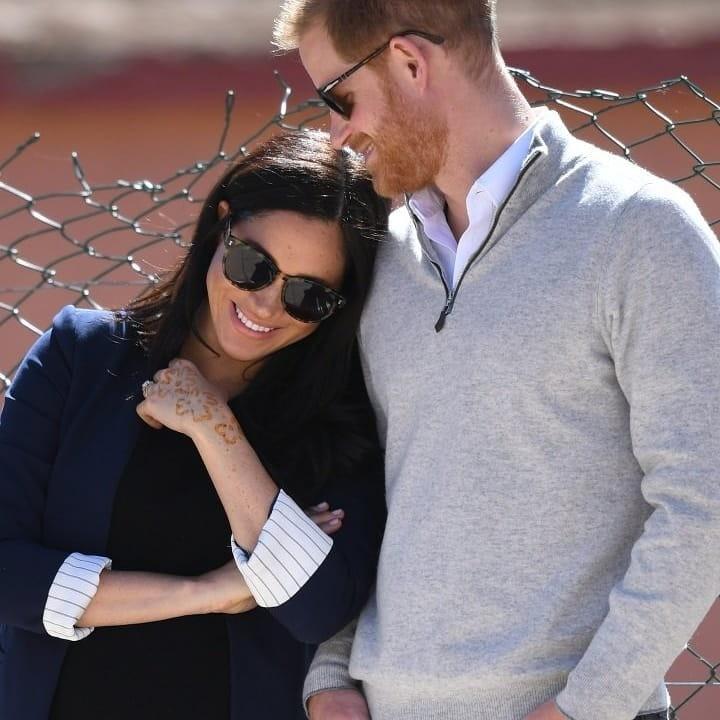 Будущий ребенок Меган Маркл и принца Гарри поставил рекорд