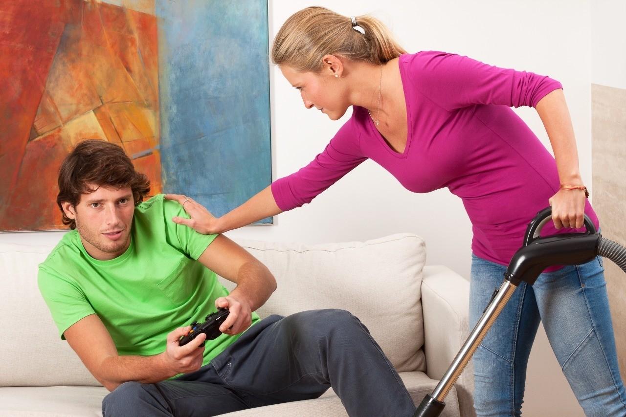 Уберите это немедленно! Что делать, если твой мужчина  — бытовой поросенок