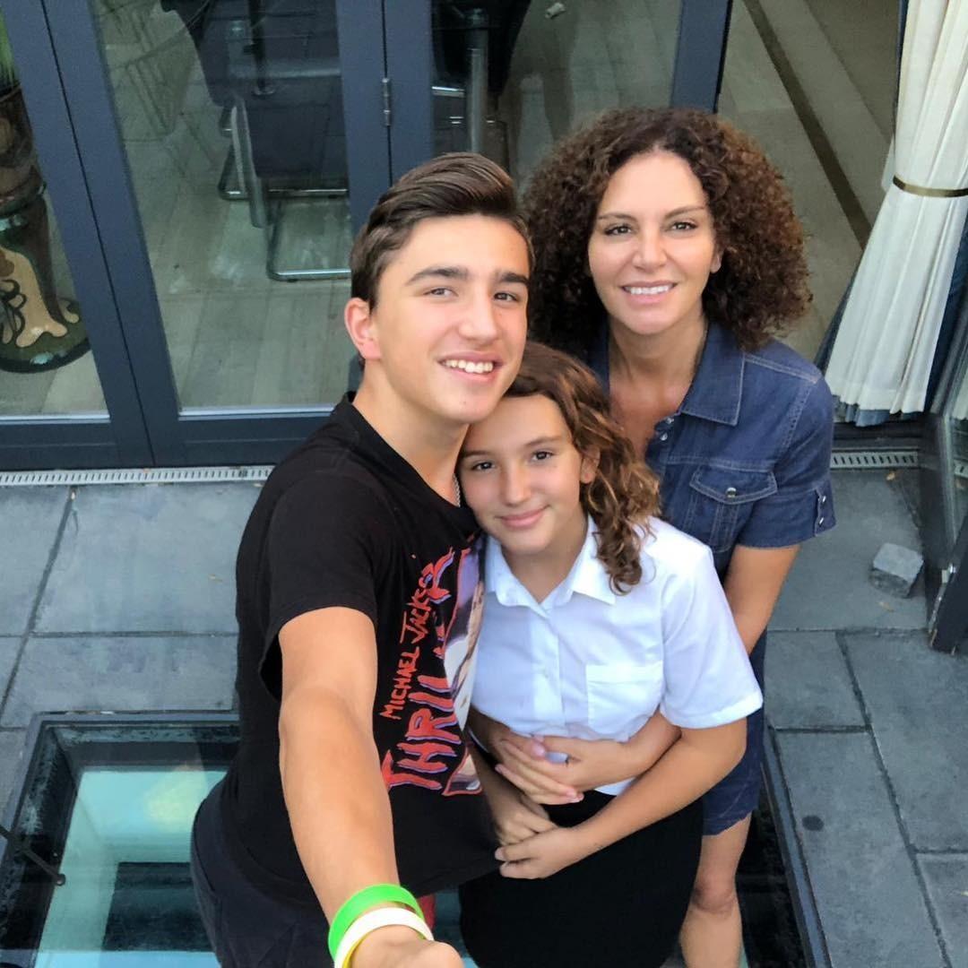 Вдова Дмитрия Хворостовского опубликовала фото возмужавшего сына