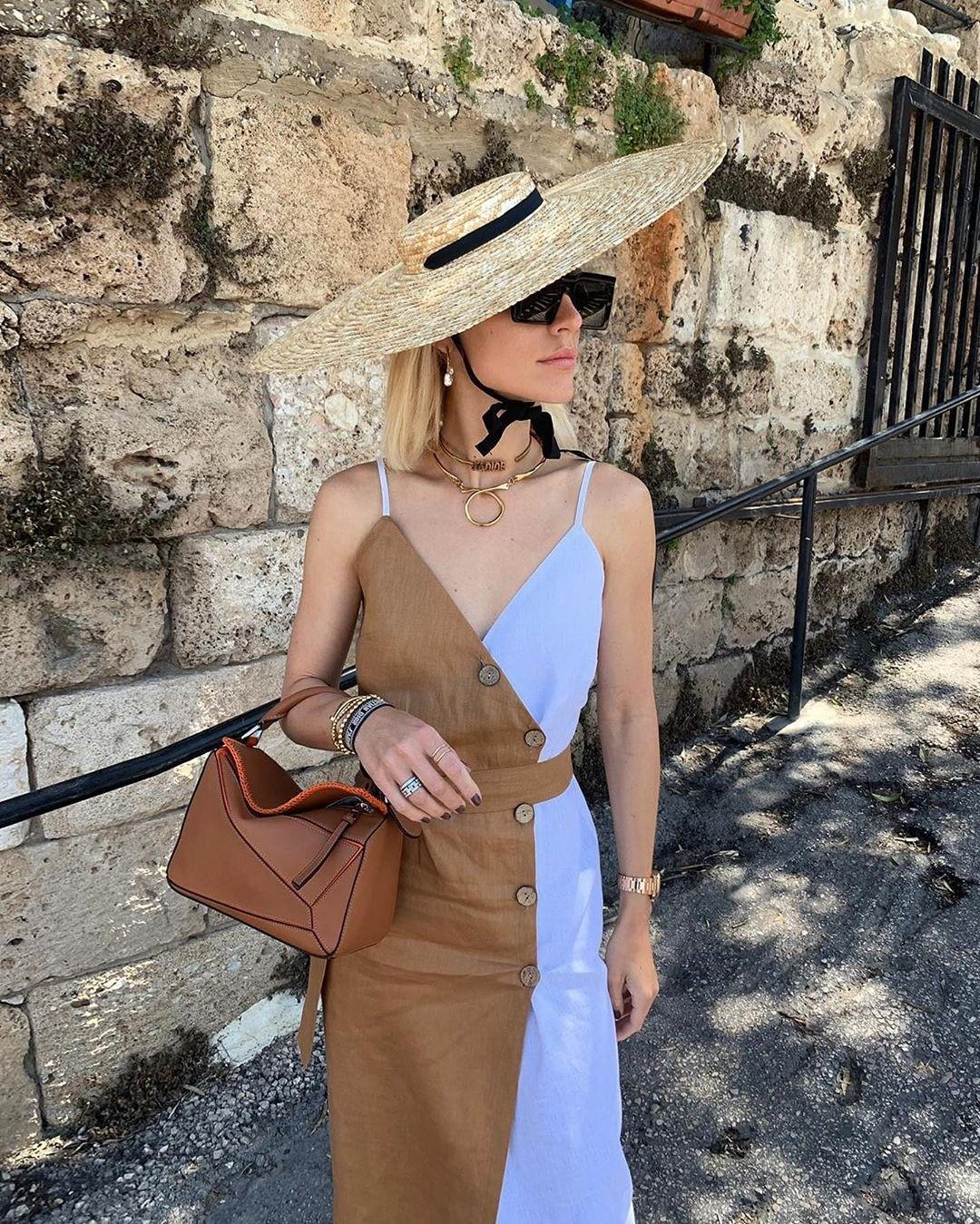 Как звезды стритстайла носят шляпы летом