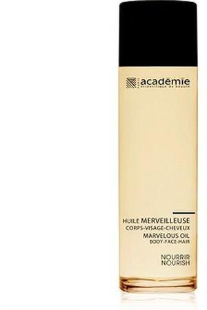 Масло-шелк (для тела, лица и волос) Huile Merveilleuse, Academie