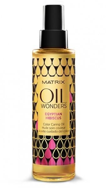 Масло для окрашенных волос Oil Wonders Egyptian Hibiscus, MATRIX