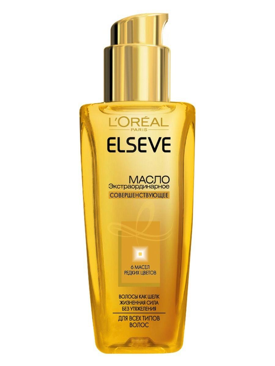 Масло для волос Экстраординарное Elseve, L'Oreal Paris