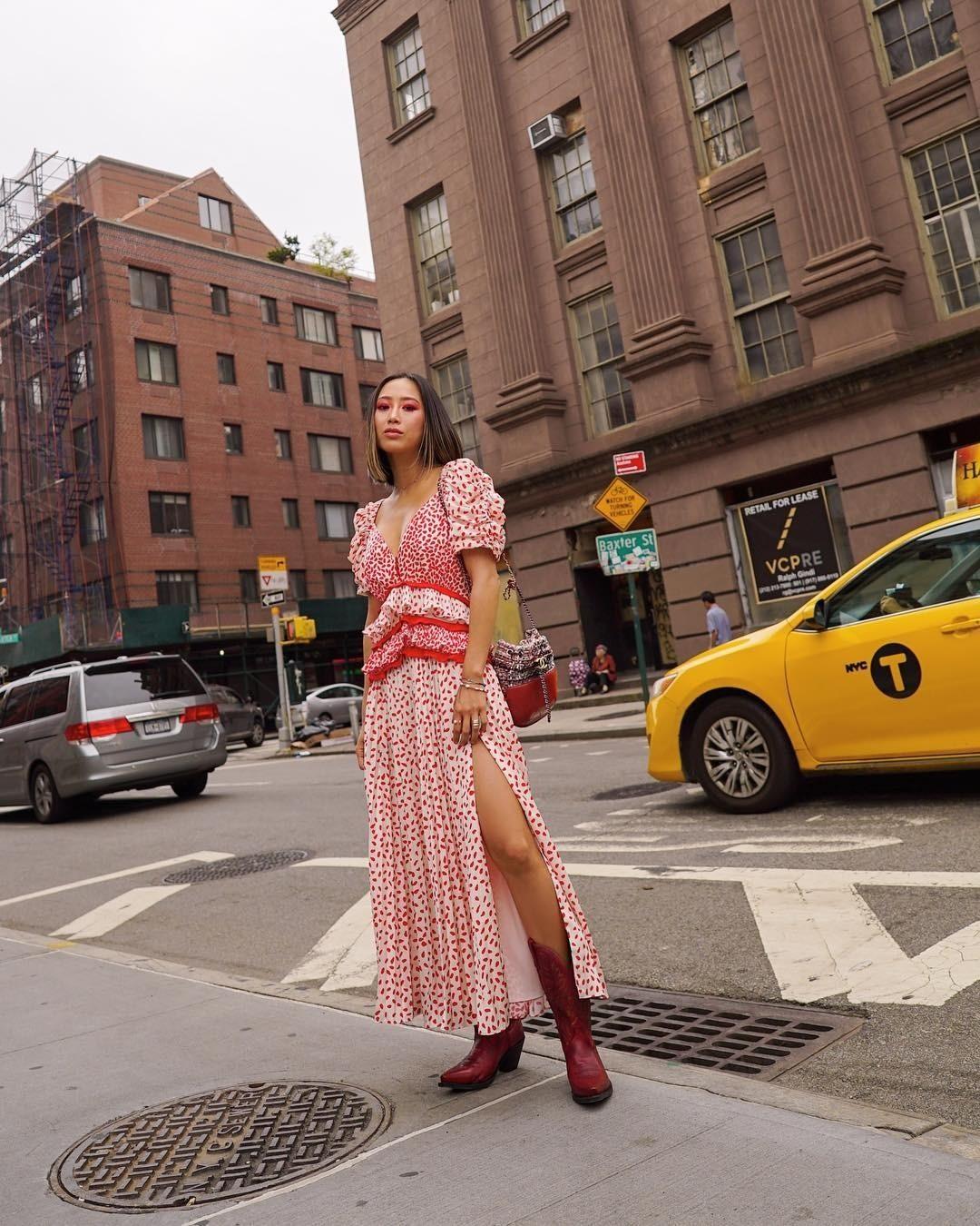 8 платьев и блуз в «деревенском» стиле на лето