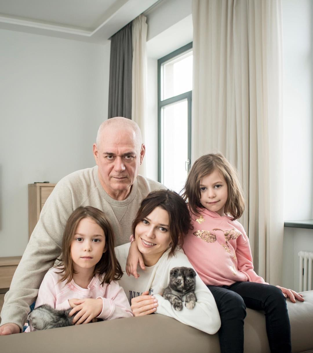 Юлия Доренко впервые рассказала освоей жизни после смерти мужа