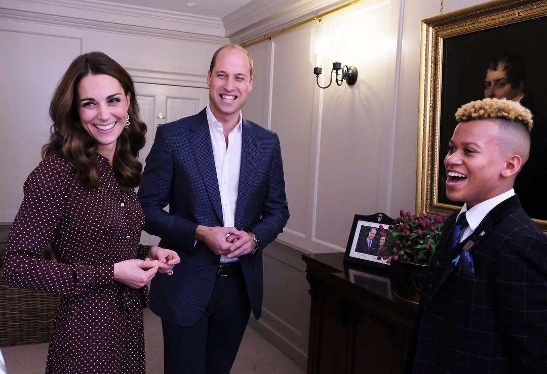 Принца Уильяма номинировали название лучшего отца