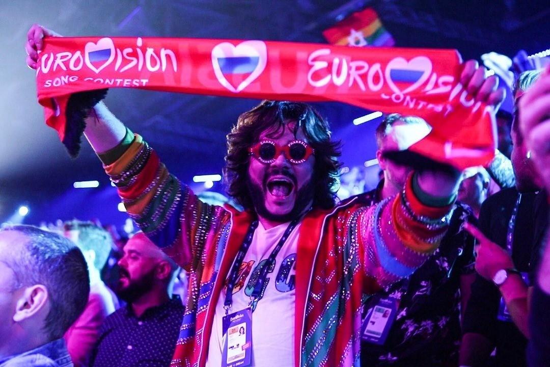 Филипп Киркоров занял все места в зоне для русской делегации на«Евровидении-2019»