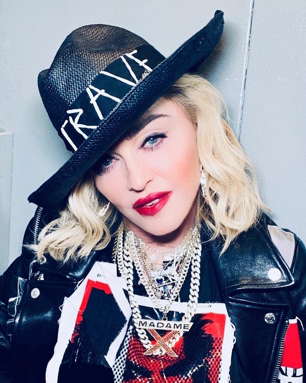 Мадонна оказалась в центре скандала в Тель-Авиве