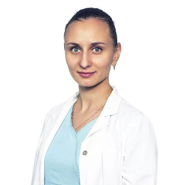 Анна  Мурзина