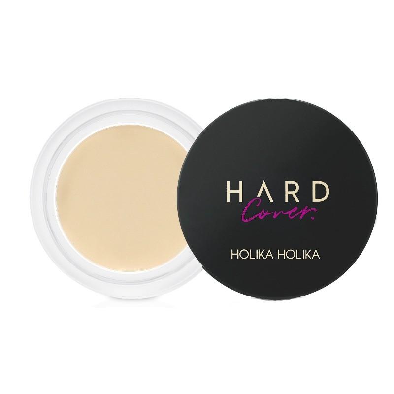 Кремовый консилер Hard Cover Cream Concealer 01, Holika Holika