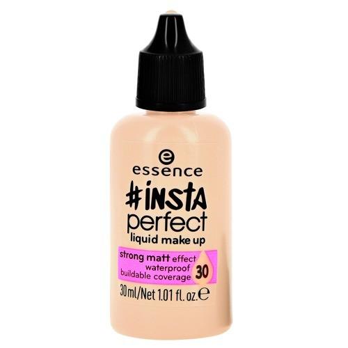 Тональный крем Insta Perfect Liquid Makeup, Essence