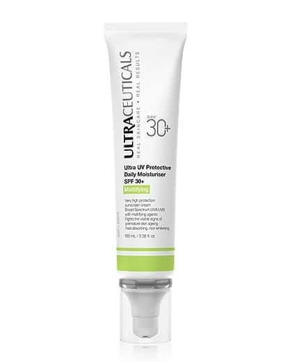 Защитный увлажняющий крем Ultra UV Protective Daily Moisturiser SPF 30 Mattifying, Ultraceuticals