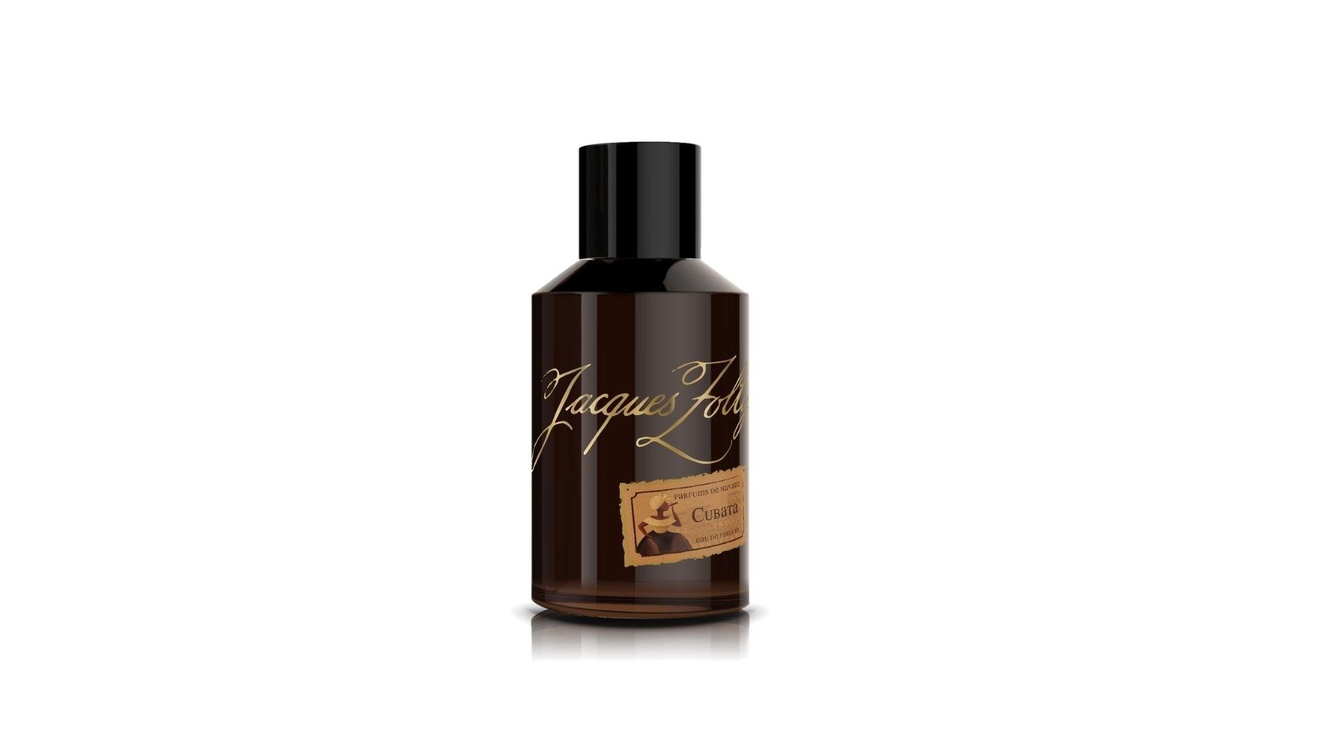 Древесный аромат Severo Parfums de Havane, Jacques Zolty