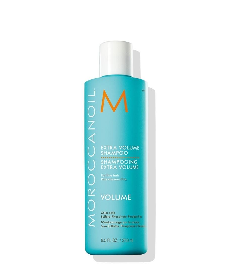 Шампунь «Экстра-объем» Extra Volume Shampoo and Conditioner, Moroccanoil