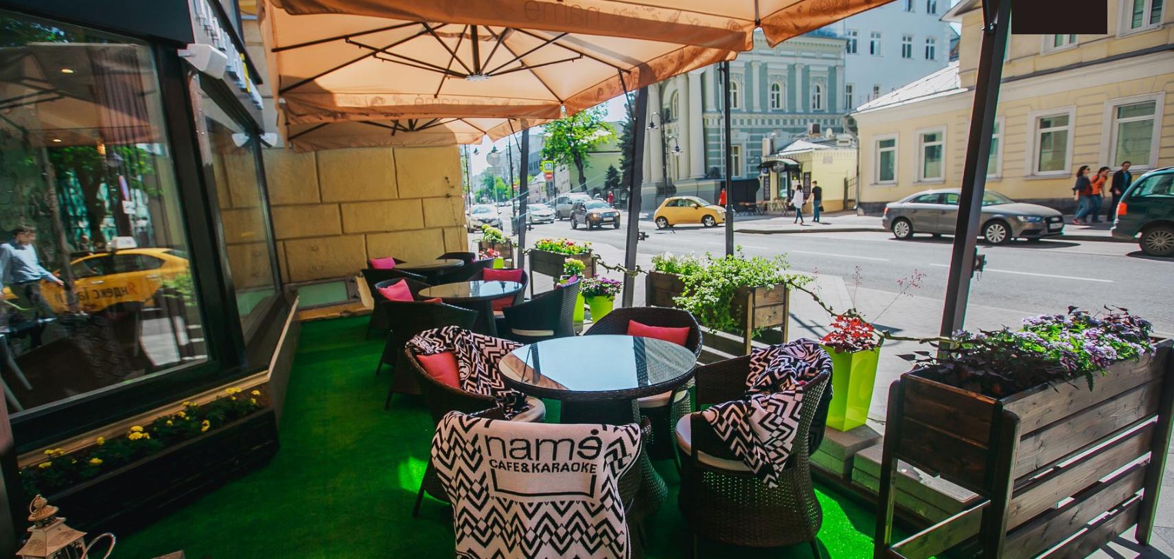 Где мы будем пить вино в эти выходные: 11 классных мест на открытом воздухе