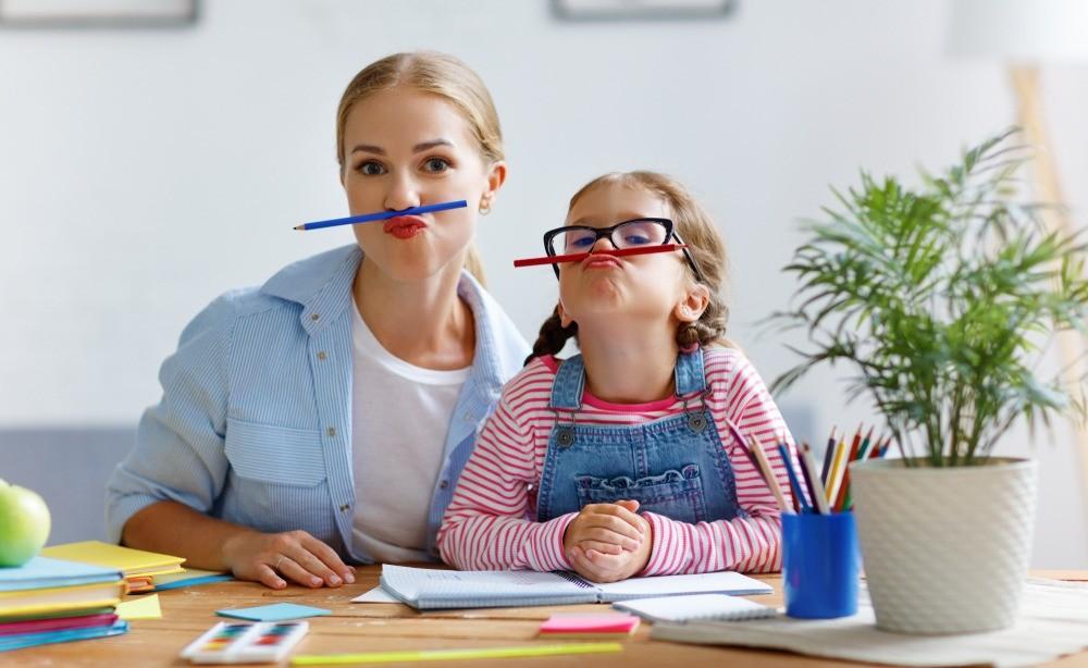 Объемные открытки, картинка с уроками без детей