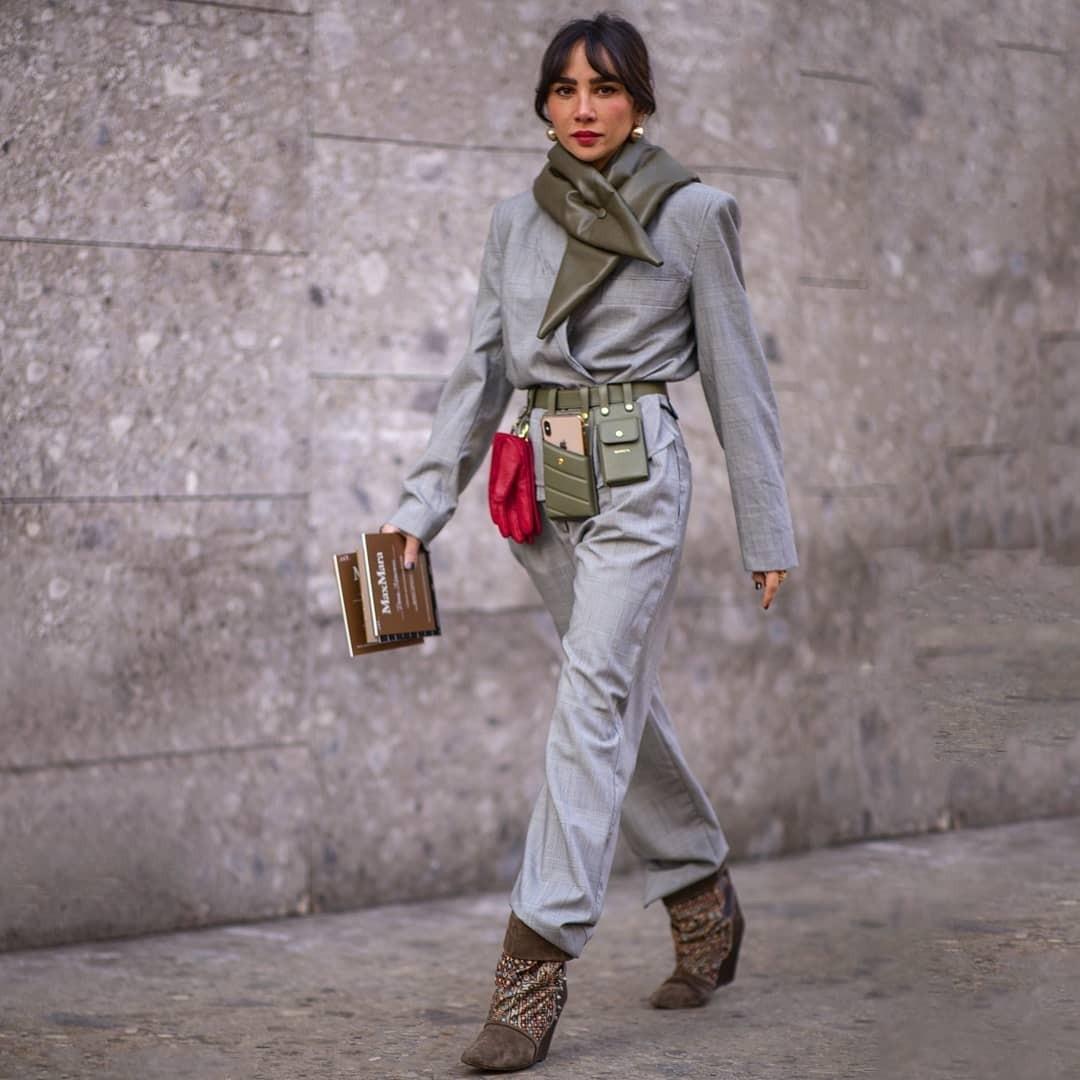 Стиль милитари в женской одежде: 6 готовых образов и 40 вещей, чтобы их составить