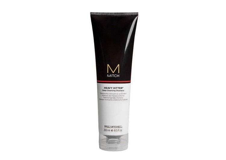 Шампунь для глубокого очищения Mitch Heavy Hitter Deep Cleansing Shampoo, Paul Mitchell