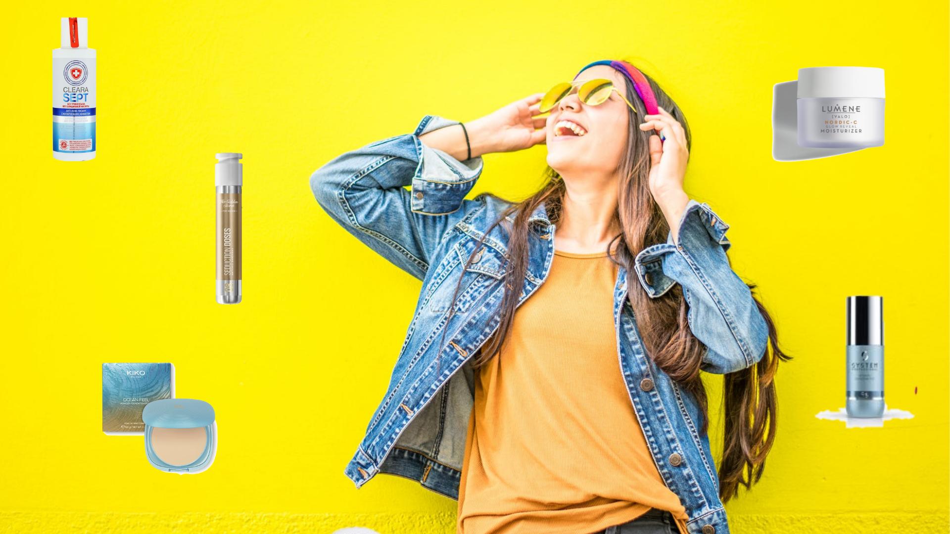 Я не хуже люкса: 5 летних новинок, которые помешают жаре испортить твою красоту