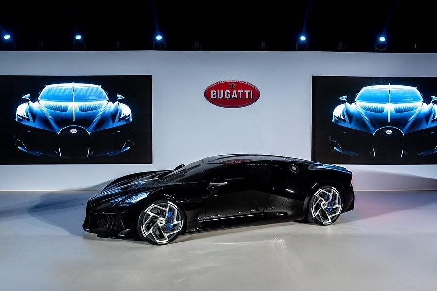 Криштиану Роналду купил самое дорогое в мире авто