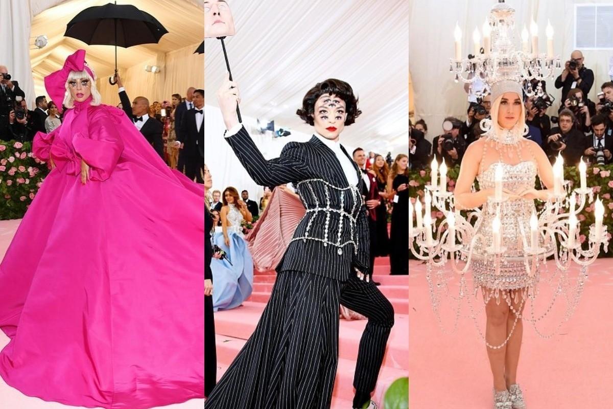 Лучшие наряды звезд на Met Gala 2019