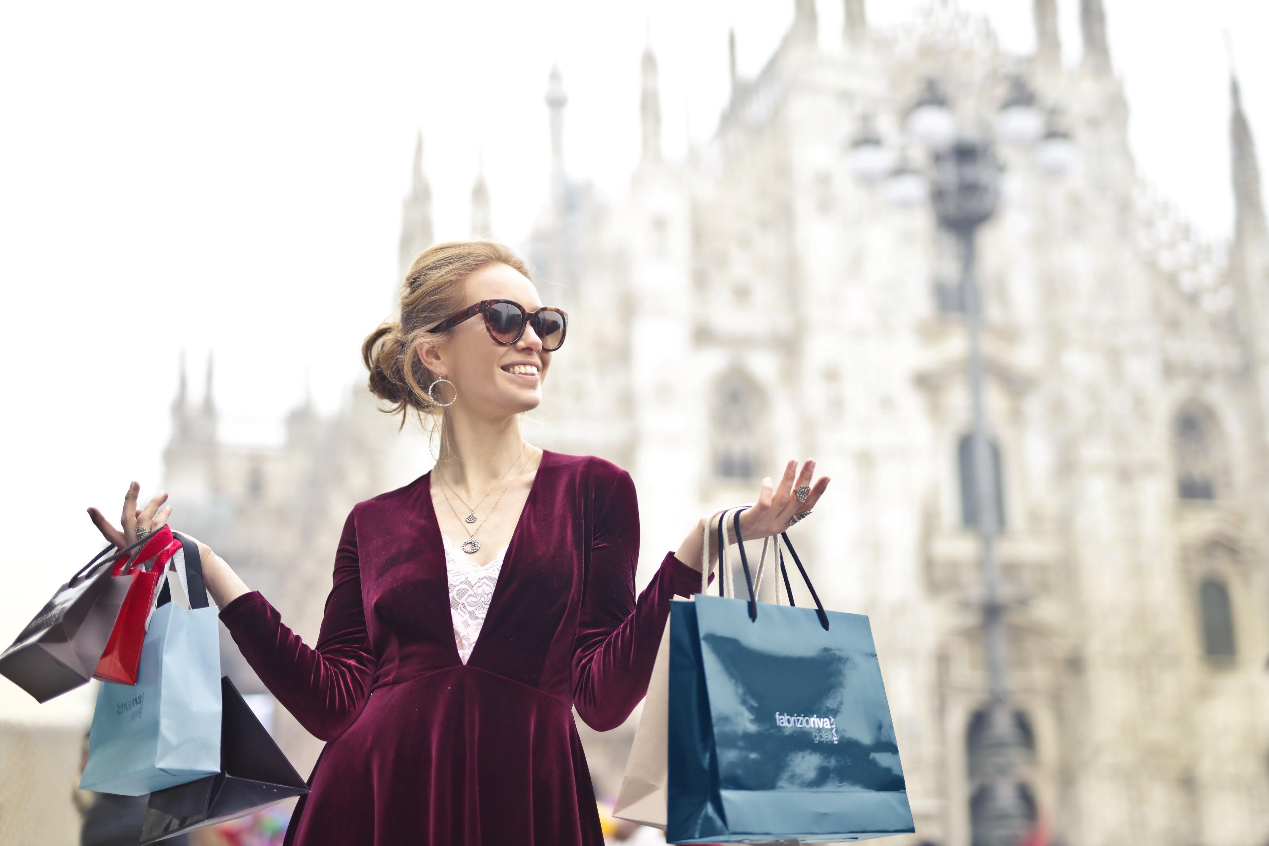 Куда девать мужчину в отпуске, если тебе надо пройтись по магазинам