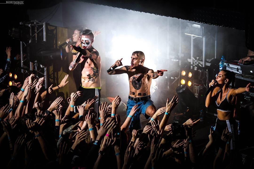 Клип Little Big обогнал попросмотрам самое популярное видео Die Antwoord