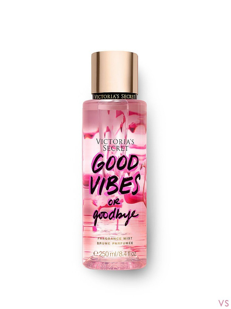 Спрей для тела с ароматом Good Vibes or Goodbye, Victoria's Secret