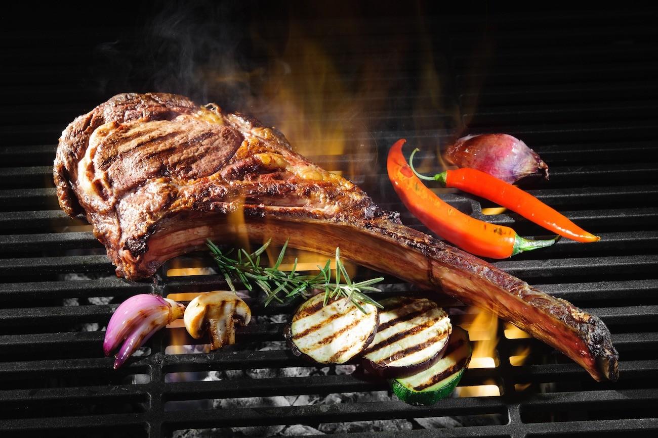 Рецепт от шефа: стейк томагавк