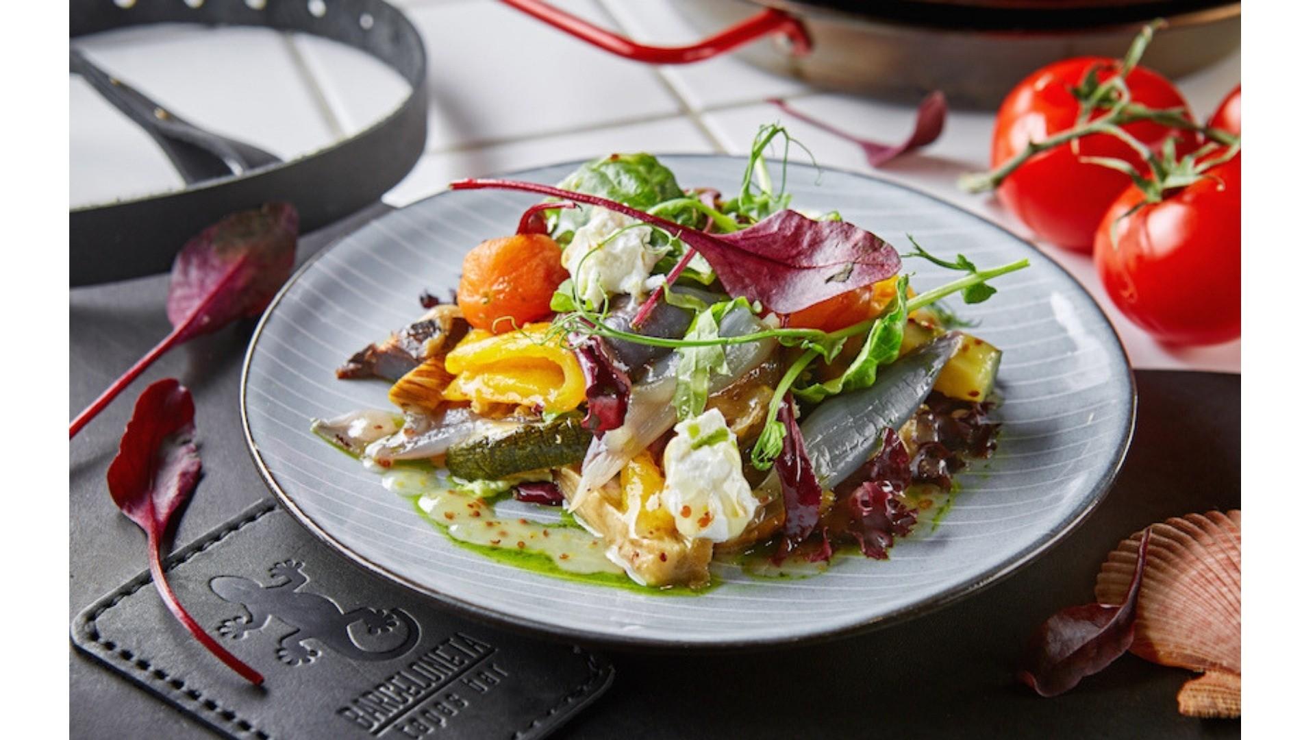 Рецепт от шефа: салат эскаливадо