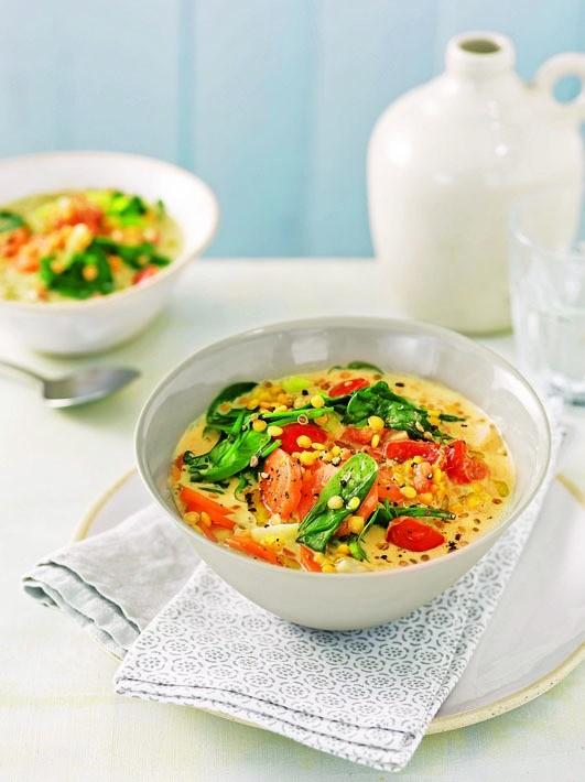 Это полезно: рецепт супа с чечевицей
