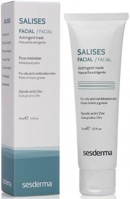 Вяжущая маска Salises, SesDerma