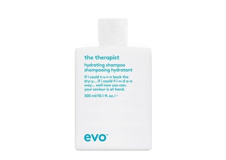 Увлажняющий шампунь The Therapist Calming Shampoo, Evo