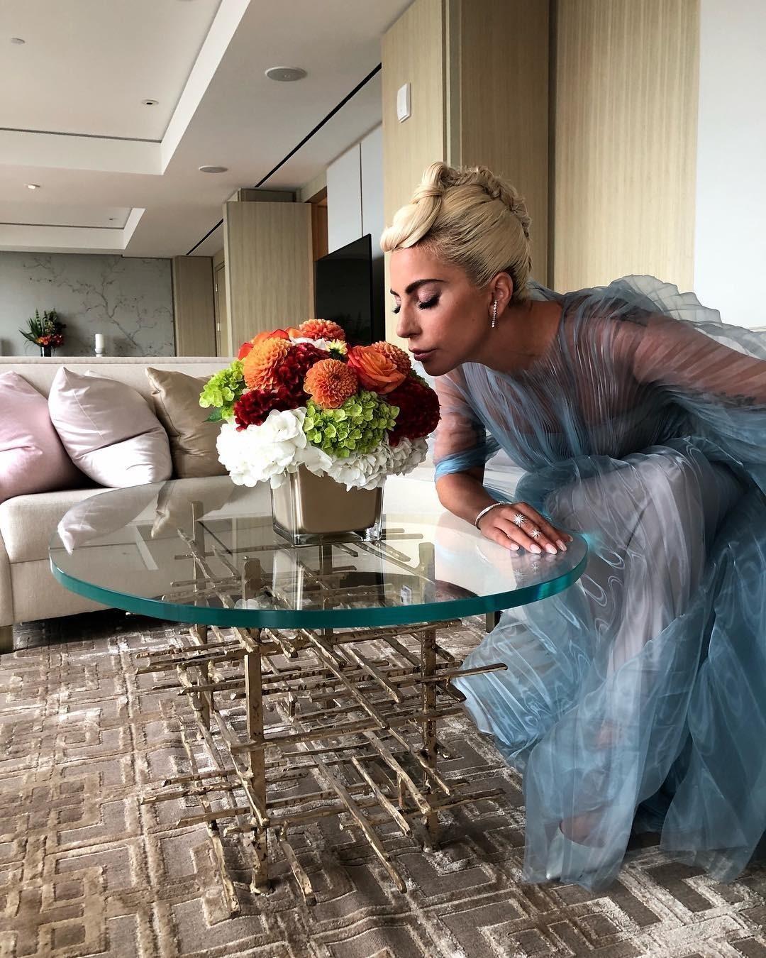 Леди Гага прокомментировала разрыв Ирины Шейк и Брэдли Купера