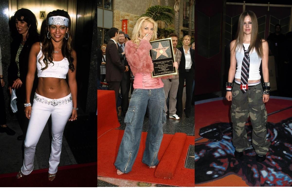 Тренды из 2000-х, которые (мы надеемся) никогда не вернутся