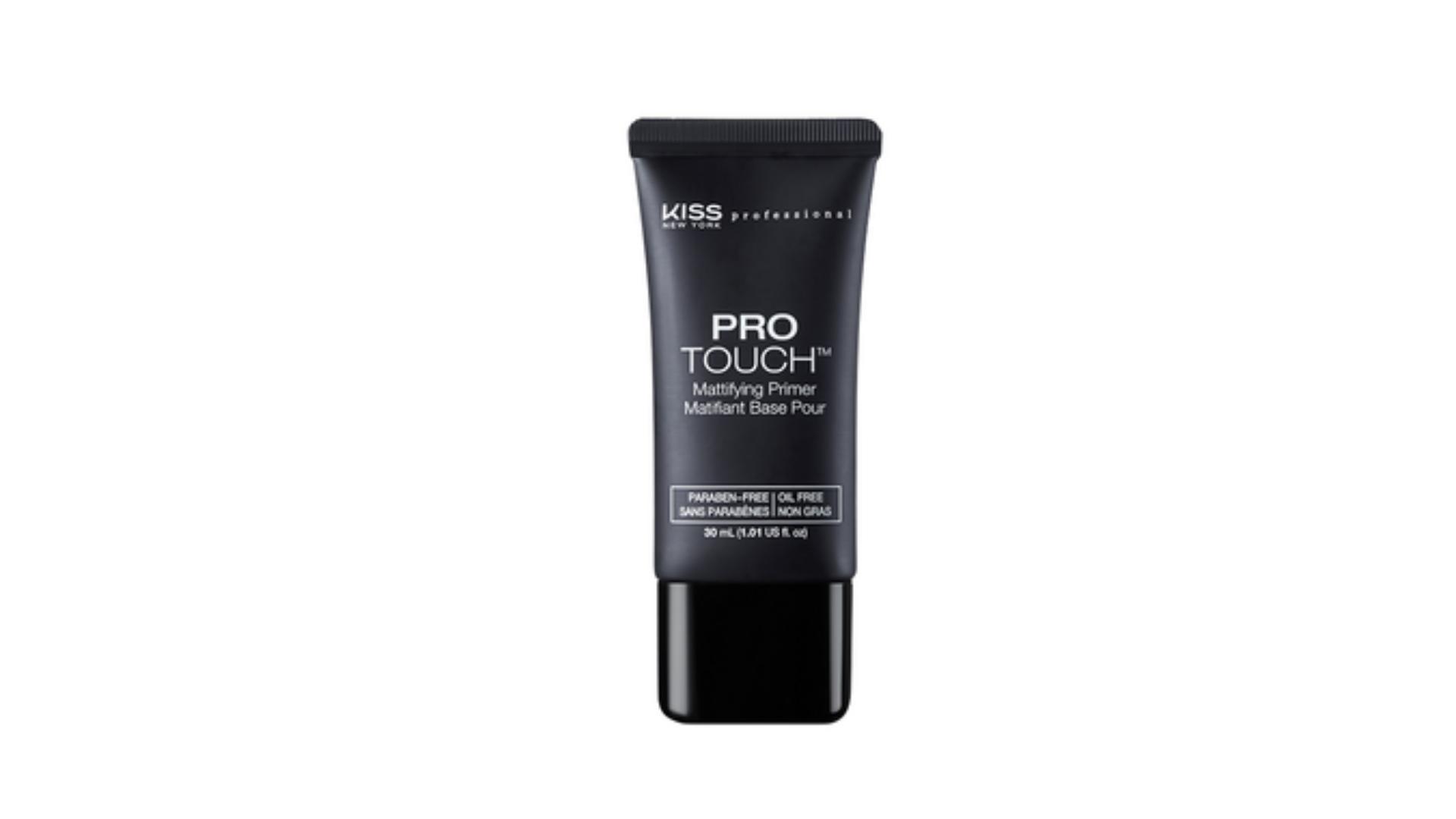 Матирующий праймер для жирной кожи Protouch, Kiss New York Professional