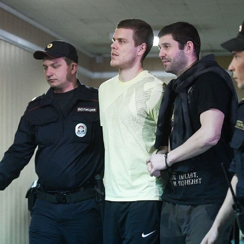 Александру Кокорину и Павлу Мамаеву изменили приговор