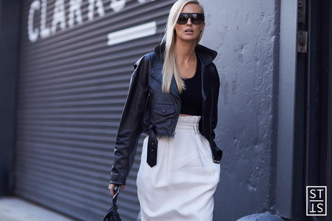 С чем носить белую юбку: 7 актуальных моделей и 46 модных вариантов