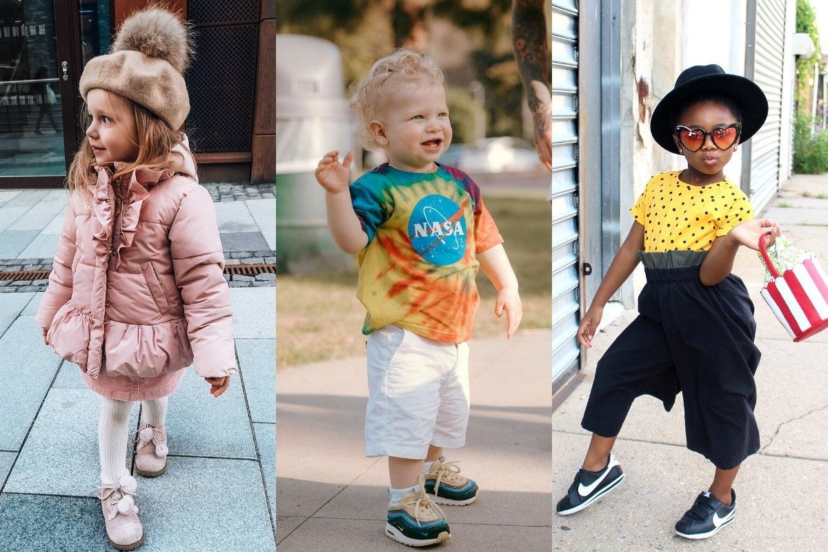 Самые модные дети-блогеры, которые на стиле практически с рождения