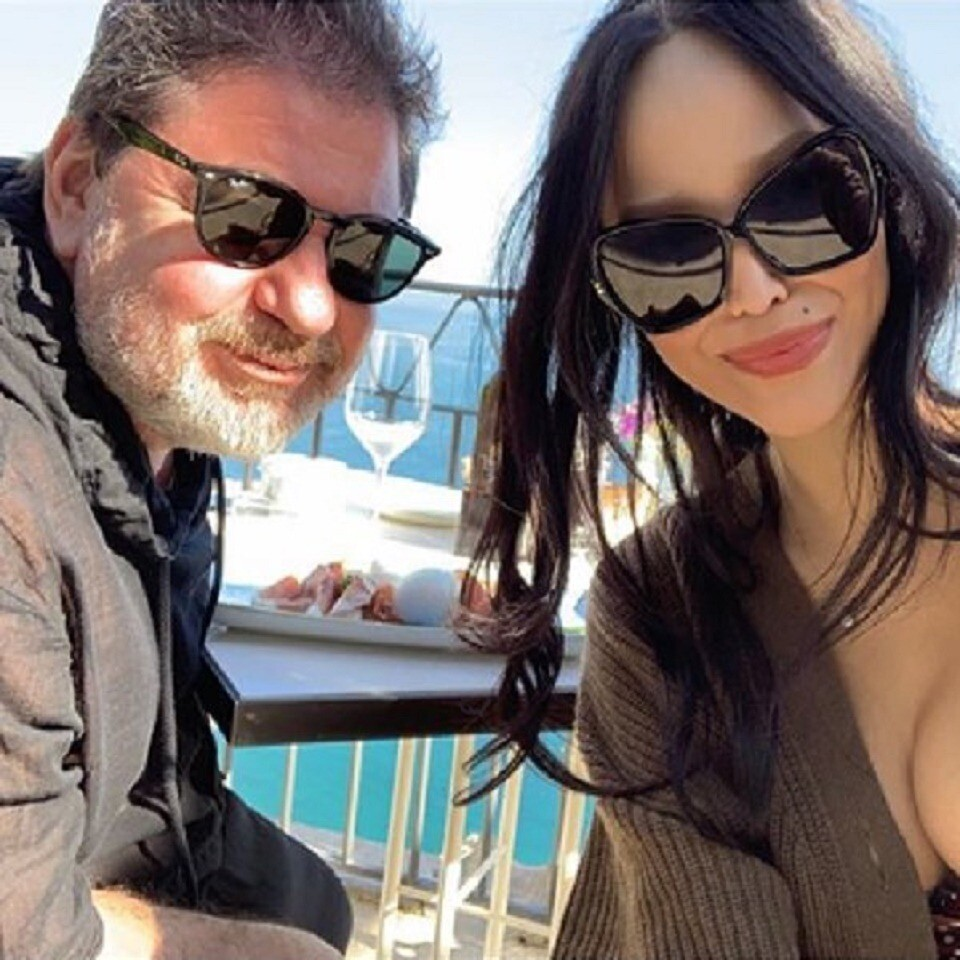 Дарина Эрвин опубликовала романтичное фото с Александром Цекало (видео)