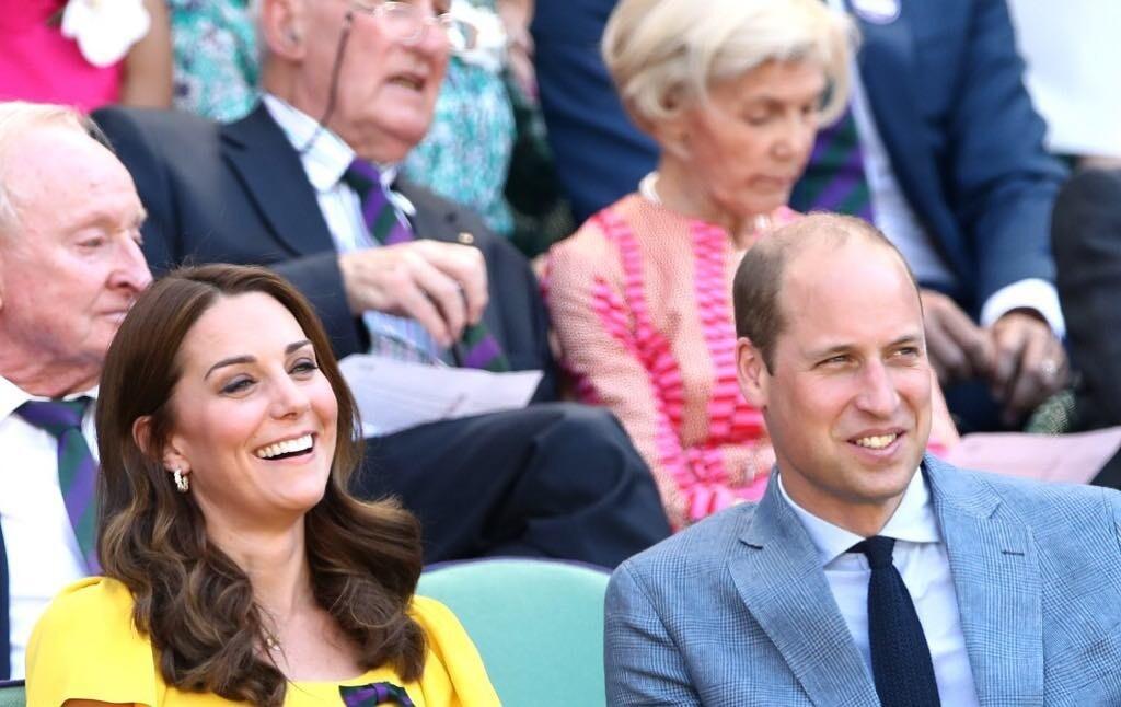 Кортеж принца Уильяма и Кейт Миддлтон сбил пожилую женщину