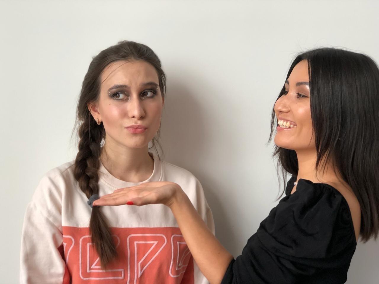Повторили макияж бьюти-блогера: смотри, что из этого вышло (видео)