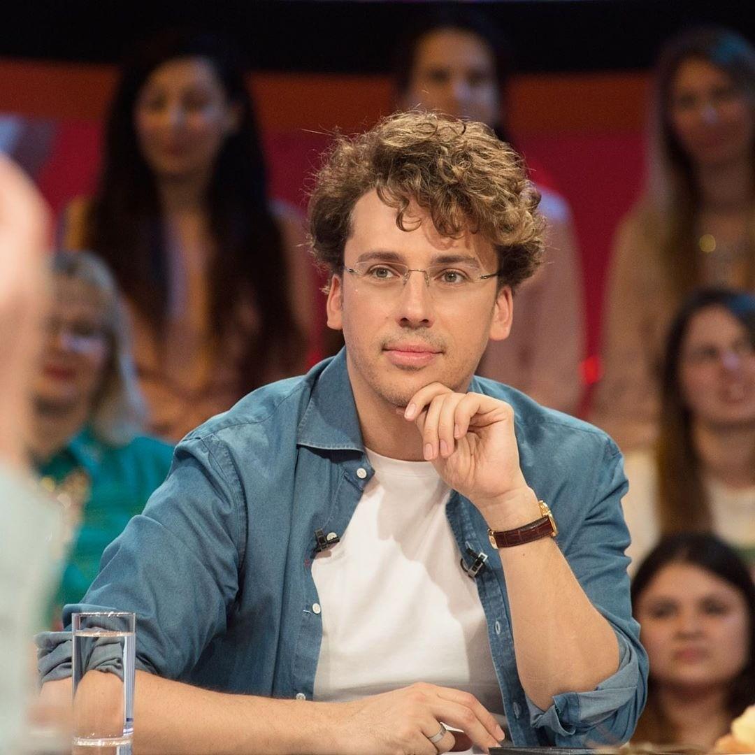 Максим Галкин признался, что его «поддостал» журнал Андрея Малахова