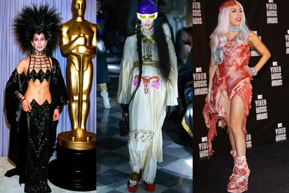 Платье с маткой и другие провокационные наряды звезд, которые мы никогда не забудем